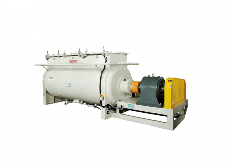 CL-H Horizontal Cooling Mixer (Round-Type)