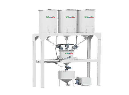 Automatic Oil Scaling System