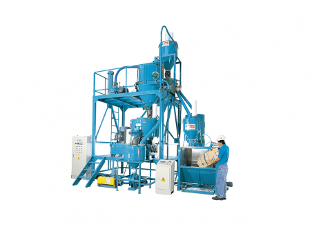 CL-MP Agglomerator Series
